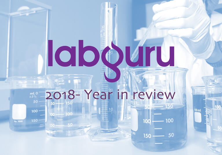 Labguru Year in Review – Top 7 Features for 2018