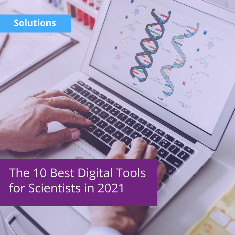 The 10 Best Tools for Scientific Projects and Research Lab Management in 2021