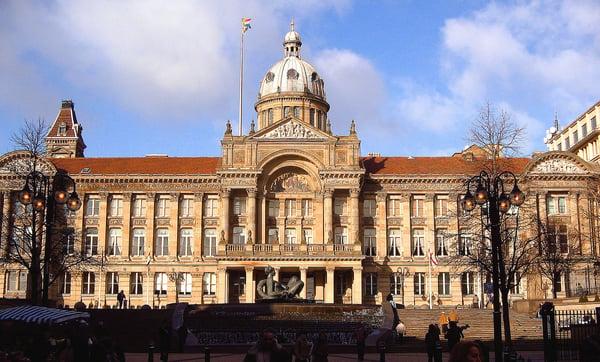 Birmingham City Council to implement hybrid cloud