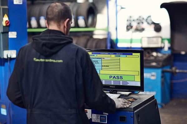 AI for intelligent inspections at DVSA