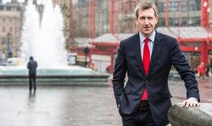 Dan Jarvis to step down as S Yorkshire metro mayor