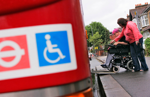 National strategy to boost accessibility for disabled passengers