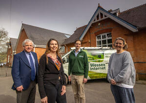 Dorset invests £9.3m in rural connectivity for community buildings