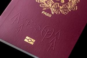 Estonia issues redesigned ePassport