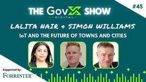 GovX Show #45: IoT and the Future of Place-Making in Town and Cities