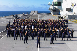 Royal Navy trials RFID crew tracking solution for Personnel Accounting