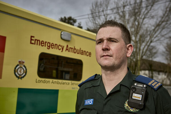 NHS England accelerates roll-out of body-worn cameras