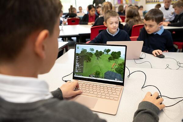 National Highways turns to Minecraft to engage next generation of talent