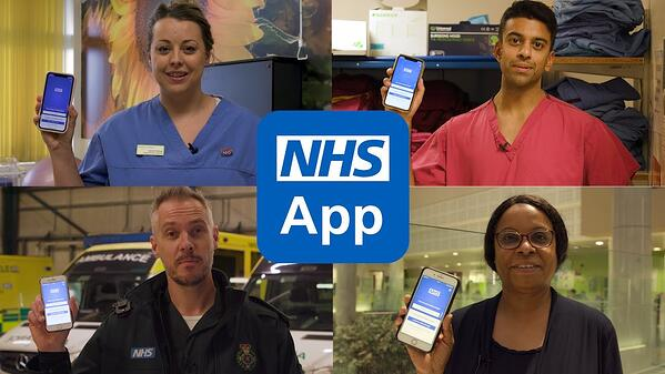 NHS App sees 1.3 million new users in last fortnight