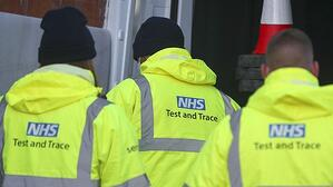 NHS Test and Trace drove reductions in Covid-19 transmission