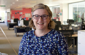 Home Office appoints Patricia Hayes as Second Permanent Secretary