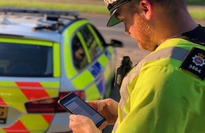 DVLA, Home Office bring new tech to police roadside checks