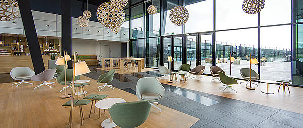 DWP leases offices to enable more flexible working