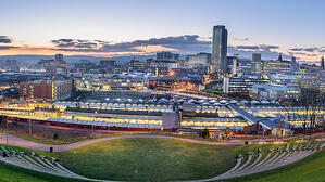 Sheffield rebrands to South Yorkshire Mayoral Combined Authority