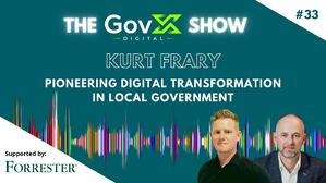 GovX Show #33 - Pioneering digital transformation in local government