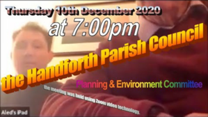You Do Not Have the Authority! Lessons from Handforth Parish Council