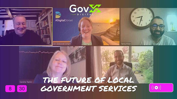 The future of Local Government services