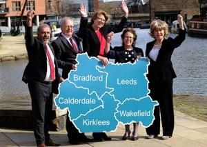 £1 billion devolution deal for West Yorkshire