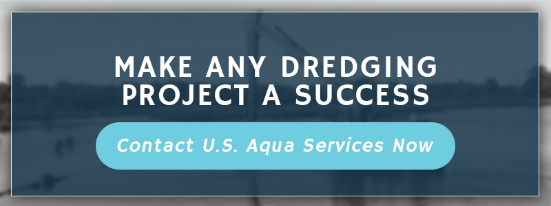 Starting A Dredging Project