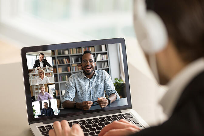Engaging a Remote Workforce in Diversity, Equity, and Inclusion Training
