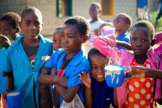 Malawaian School Meal-1