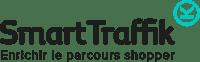 logo smart traffik avec baseline