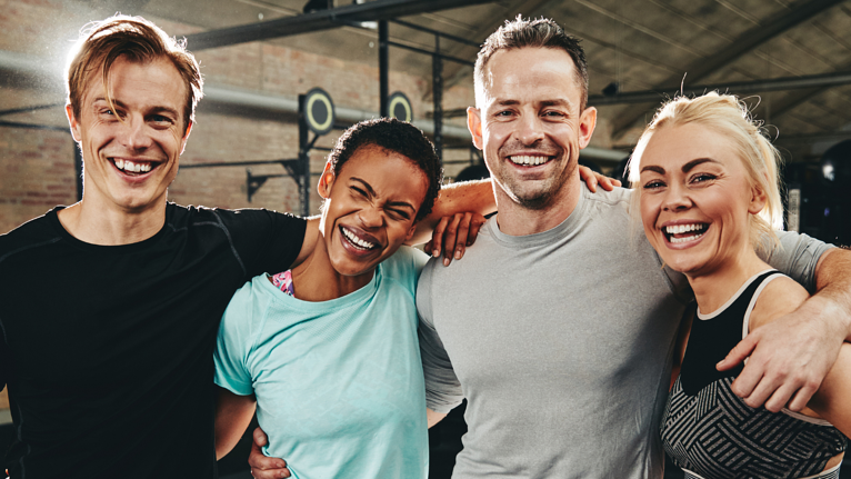 5 Reasons to Work Out with a Friend