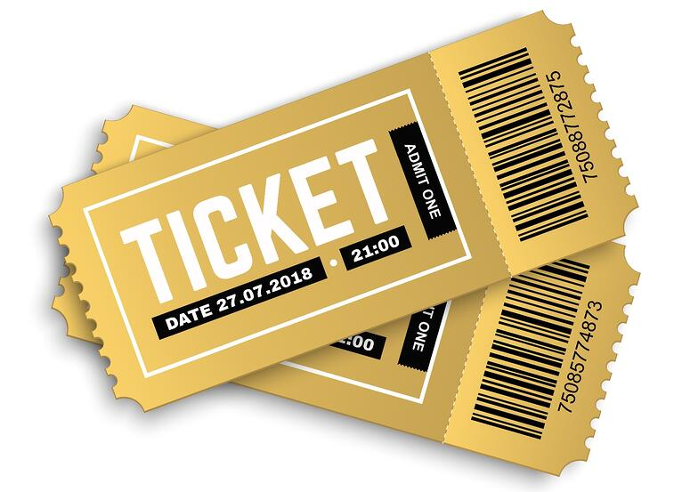 My Golden Ticket to Fitness