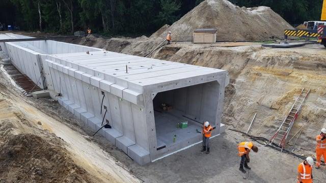 Fietstunnels in Overijssel