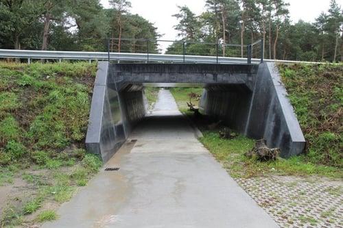 Fotogallerij tunnels