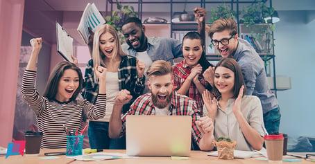 Employee Satisfaction Score (ESAT)