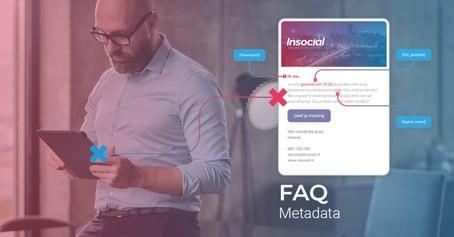Metadata - Meest gestelde vragen