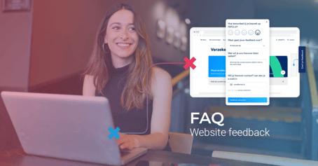 Website feedback - FAQ