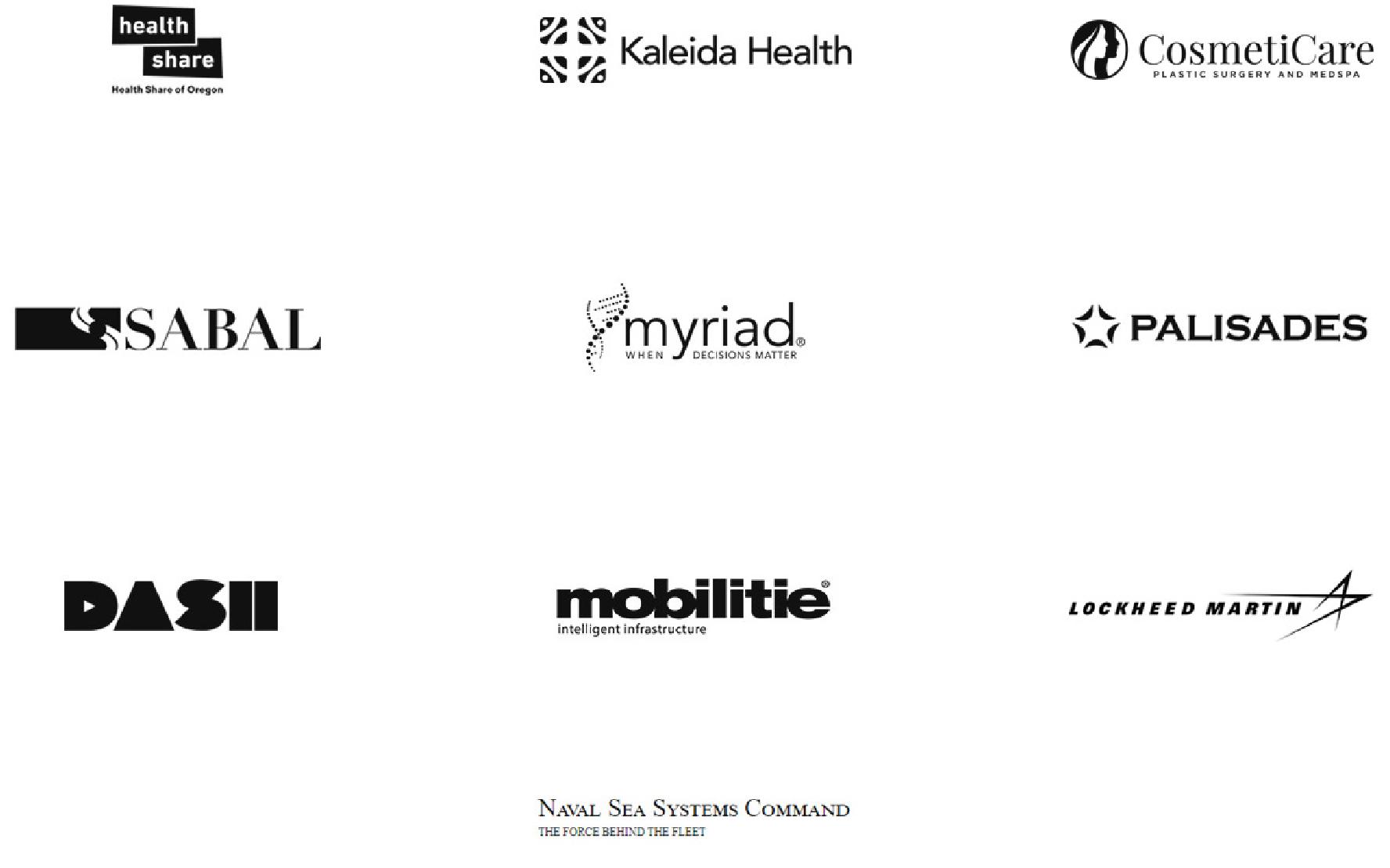 Clint Logos - Grid View