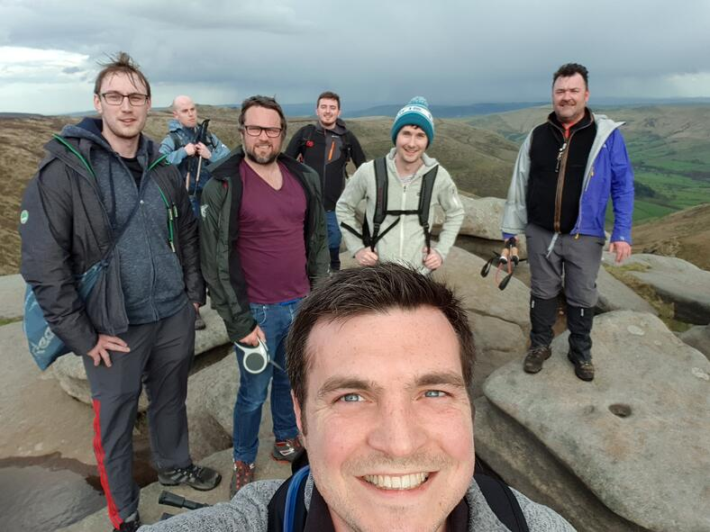 RE: SYSTEMS and Tractivity take on the Yorkshire Three Peaks.