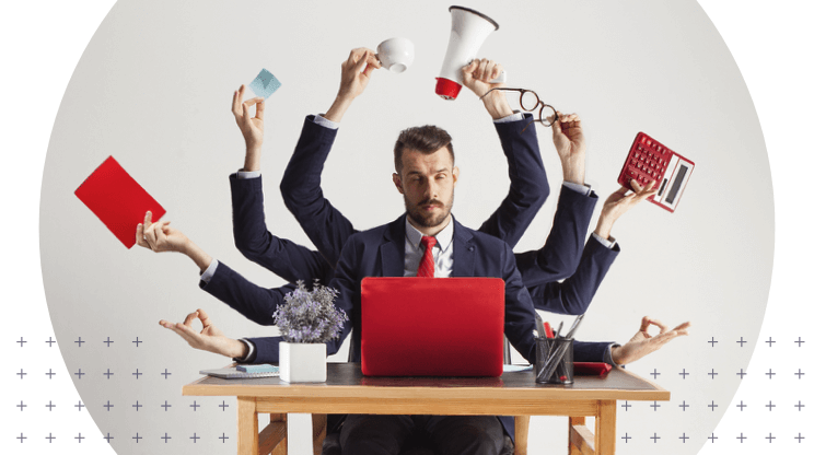 How to effectively multitask as a stakeholder engagement manager.