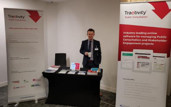 Visit Our Stand at NSIPs Forum