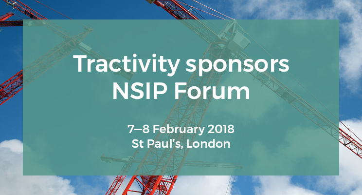 Proud Sponsors of This Year's NSIP Forum.