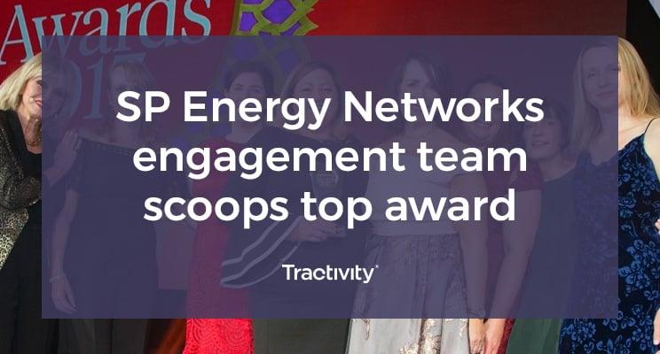 SP Energy team scoop 'Customer Facing Team of the Year'