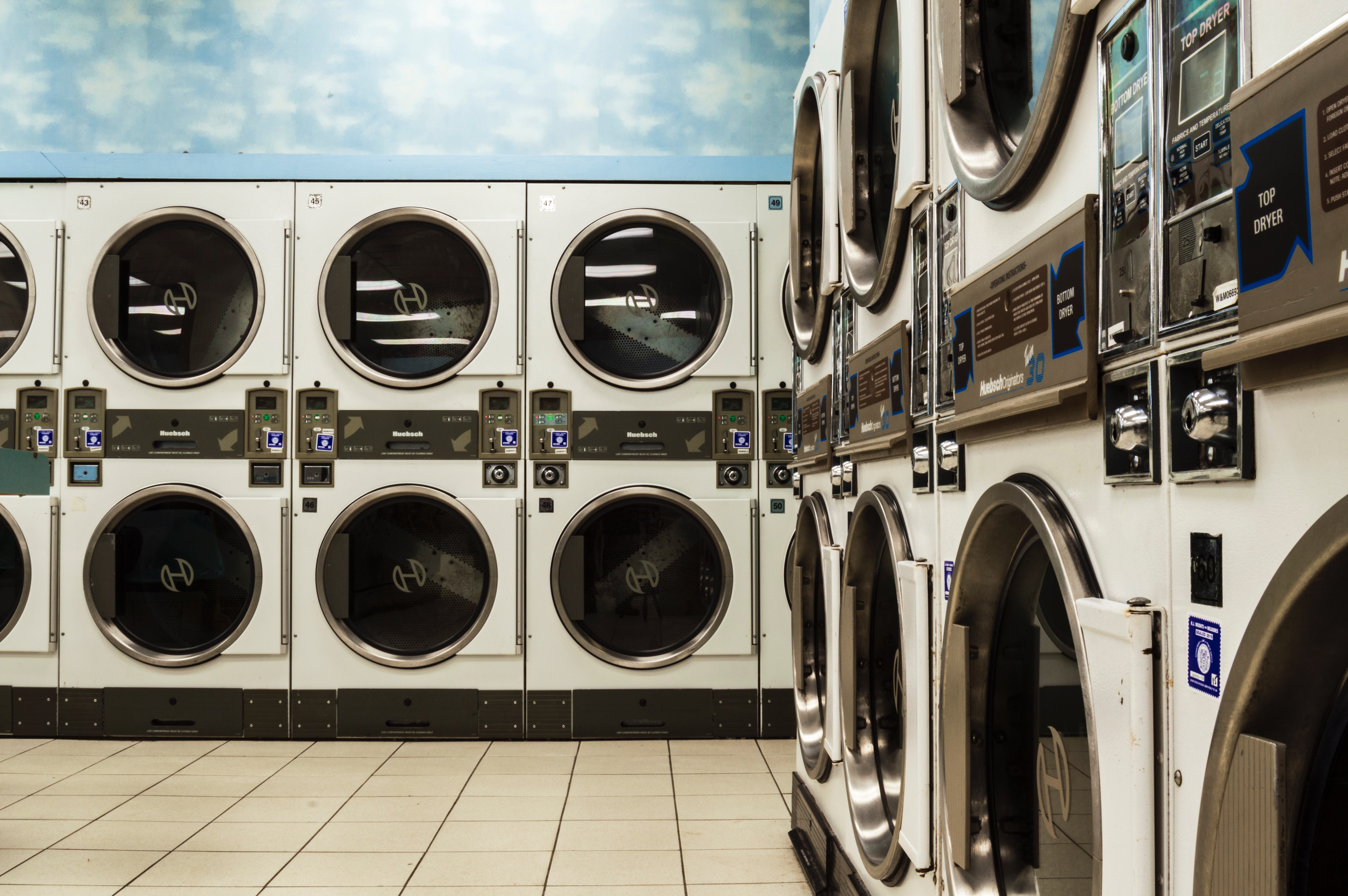 RFID Solutions in laundry industry