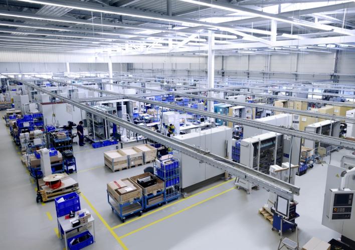 Siemens AG社:あらゆる工程で使用されるリタール製品