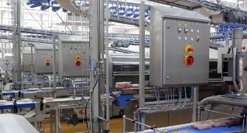 Celler Land Geflügel社:制御装置の衛生保護