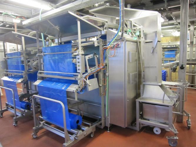 OSI Food Solutions社:ハンバーガー業界の衛生
