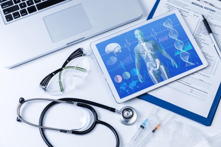 医療の情報システム化とエッジコンピューティングの利用