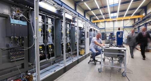 ATR 社:「ジャストインタイム」な組み立て部品供給