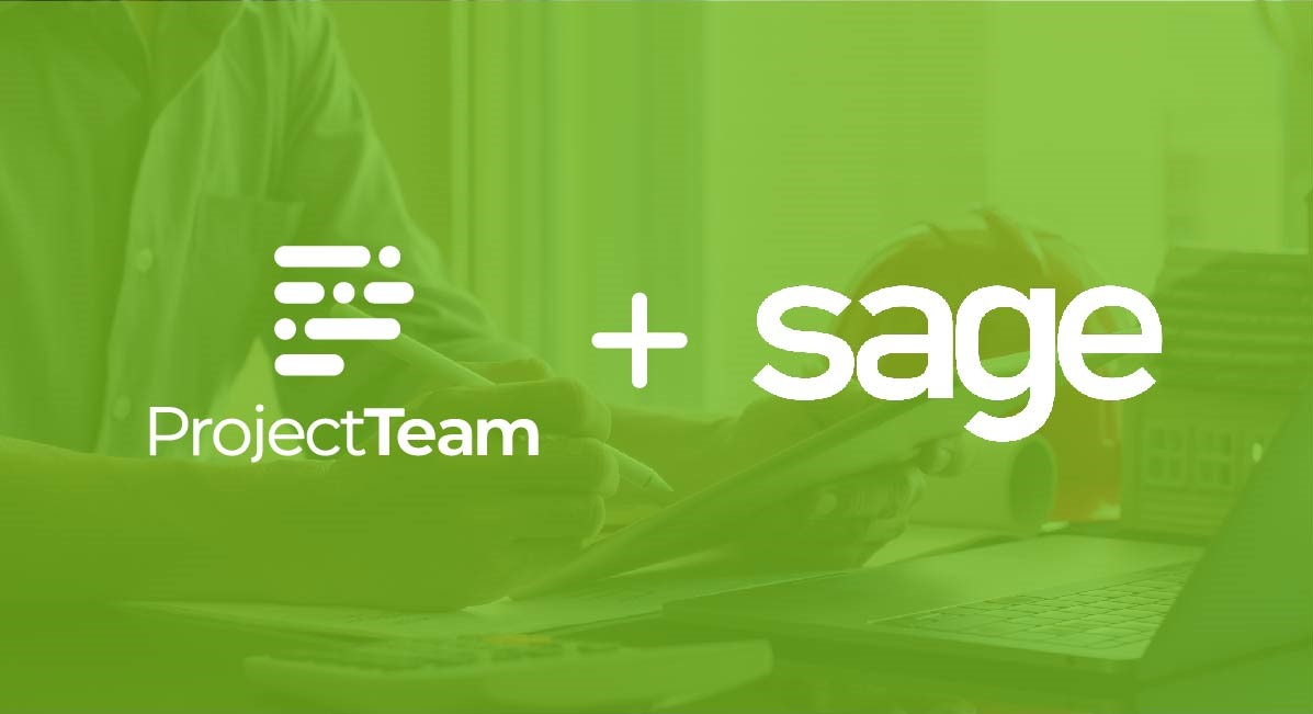 ProjectTeam + Sage Integration: Increase Communication Between Accounting and Project Management Teams