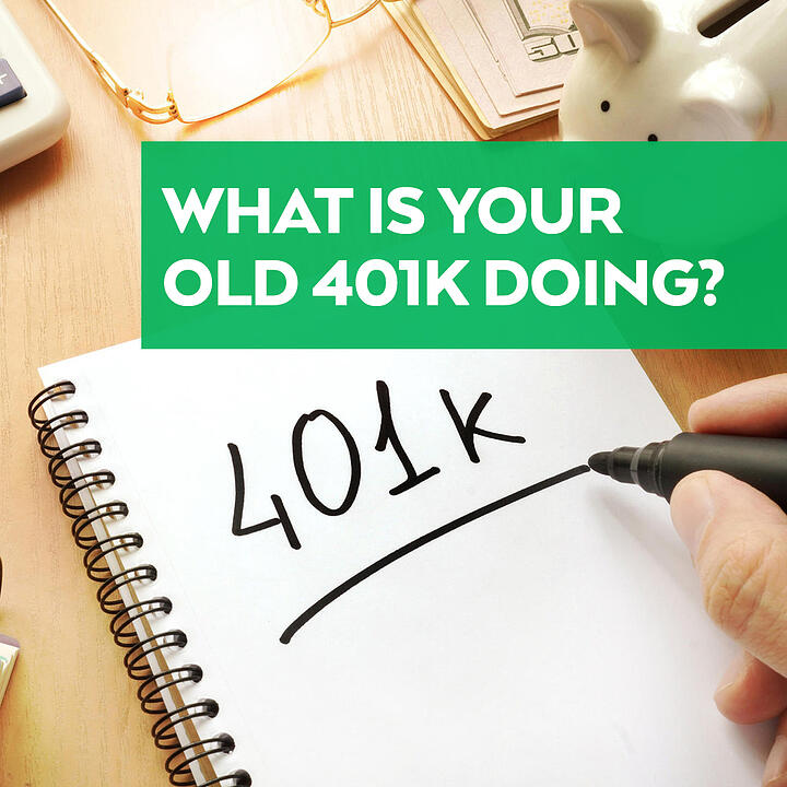What's Your Old 401k Doing?