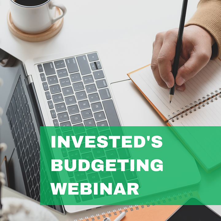 InvestEd's Budgeting Webinar