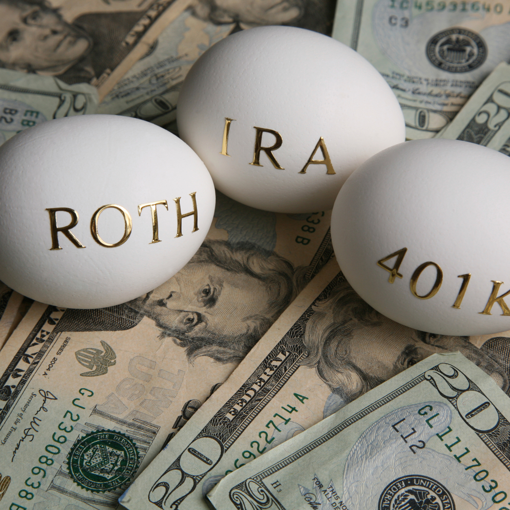 401k or Roth IRA?