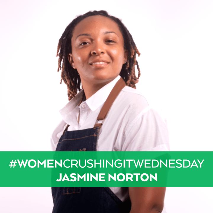 Women Crushing it Wednesday Jasmine Norto